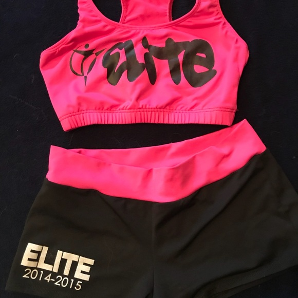 35d7693d1881 motion wear Other | Cheer Practice Wear Size Small | Poshmark